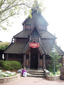Norsk Stavkirke i Epcot