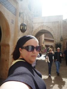 Meg i Marokko