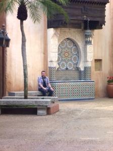 Kenneth i Marokko