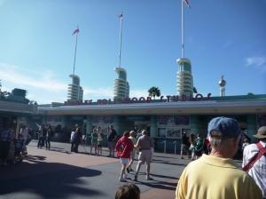 Hollywood Studios og dag 2 i Disneyparker starter!