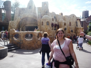 Me on Tatooine! :D