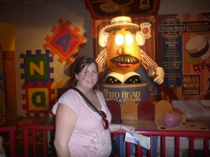 Me and mr PotatoHead