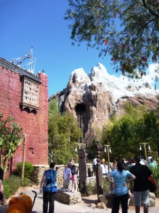 Mount Everest! :D