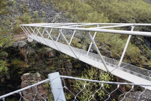 The bridge over Gorsa!