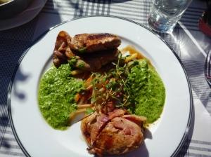 Min himmelske frokost/middag/lunsj...