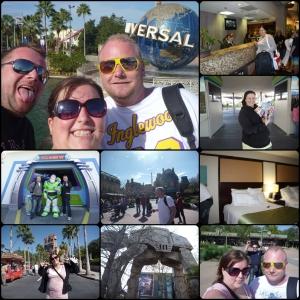 Februar USA!! HollyWood Studios, Hotellet, Animal Kingdom, Magic Kingdom, Universal Studios, Epcot, Buzz Lightyear, Star Tours