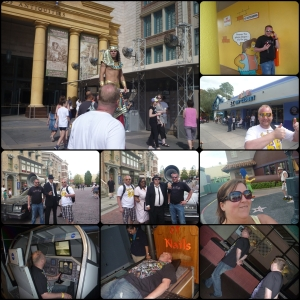 Februar USA!!! Universal Studios, E.T, WonderWorks, Simpsons, Blues Brothers, Revenge of the Mummy