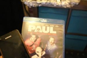 Kl 18.30, eg og Jan ska se på Paul i kveld..kjempemorsom film by the way!