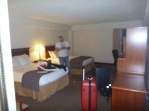 Hotellrommet