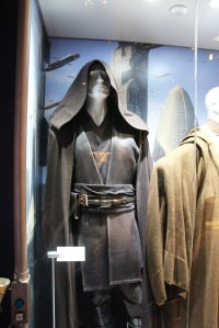Anakin's costume. Star Wars Episode III, Revenge of the Sith