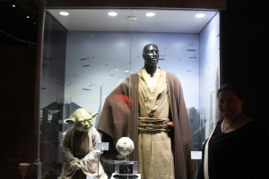 Yoda og Windu!