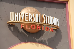 Universal Studios! Dit ska vi!