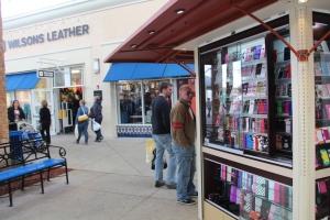 Shopping på Orlando Premium Outlet!
