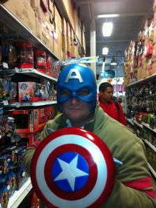 Captain America Jan