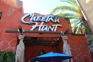 Cheetah Hunt, enda en av de råeste  berg og dalbanan...
