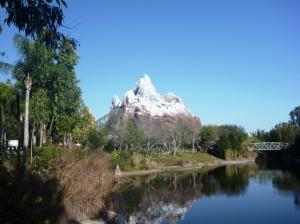 Expedtition Everest, en av de råeste! :D