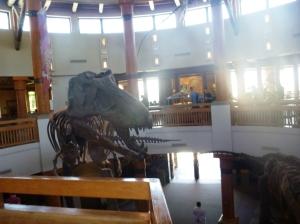 Oppdagelsessenteret i Jurassic PArk