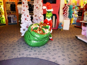 the Grinch..