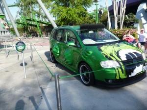 Hulk bilen! :D