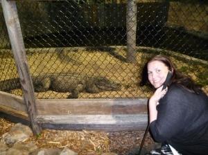 Meg og den DIGRE Alligatoren...