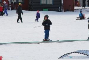 """På """"rullebånd""""/skiheissaken.."""
