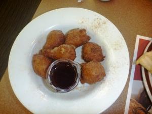 Pancake puppies!