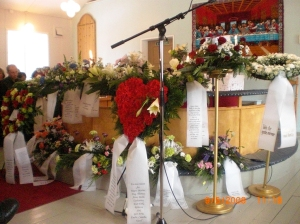 Fra Begravelsen til Peder...
