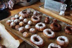 Amerikanske Donuts