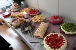 De andre kaken!