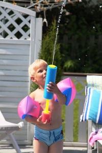 Det e sommer i Norge! :D