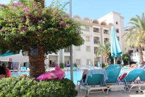 Mer basseng/hotell bilda