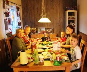 Julefrokost på lille Julaften!