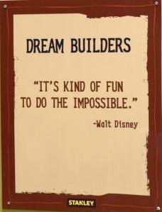 Liker tankegangen til  Disney!