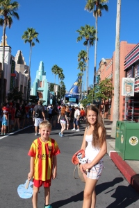 Disney's Hollywood Studios!