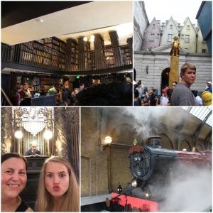 Ollivanders, Bank of Gringotts og The Hogwarts Express!