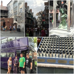 Diagon Alley igjen!
