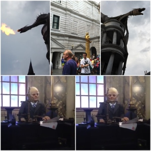Bank of Gringotts.