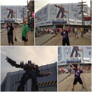 Optimus Prime!!