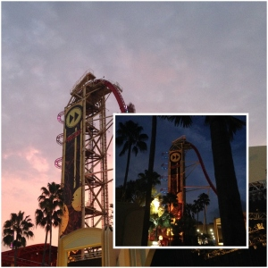 Rip Ride Rock-it at night!