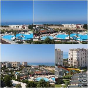 Utsikt fra mamma sin leilighet i 5 etasje.