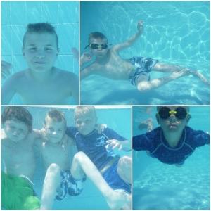 Gutta under vann