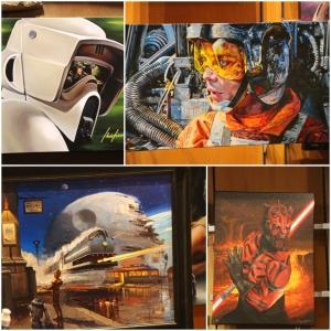 Noen av bildan man kunne kjøpe på Tatooine Traders