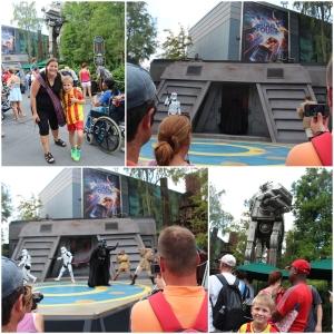 Jedi-training! Hvor de unge får kjempe mot Darth Vader himself!