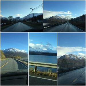 Så på tur til Manndalen! :D