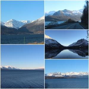 Lyngsalpan, Lyngenfjorden, Vanne-vannet! :D