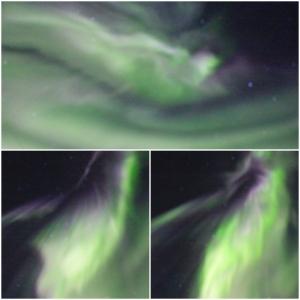 Nordlys! Aurora Borealis på sitt beste (ikke bildan men opplevelsen)