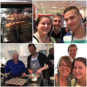 Some more Cooking and selfies! :D