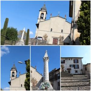 The Church in Capolago.