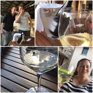 Some more wine(Prosecco)
