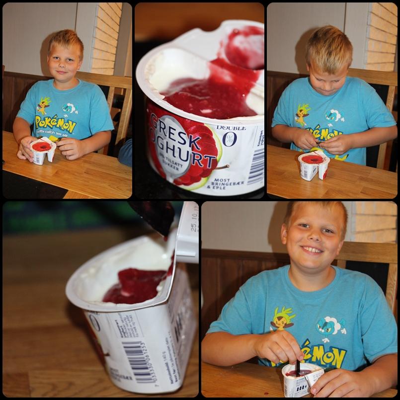 Phillip yoghurt